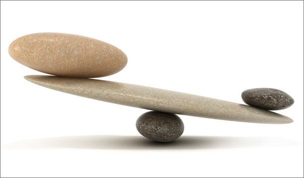 Struggling to findbalance
